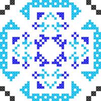 Текстовый украинский орнамент: Школа