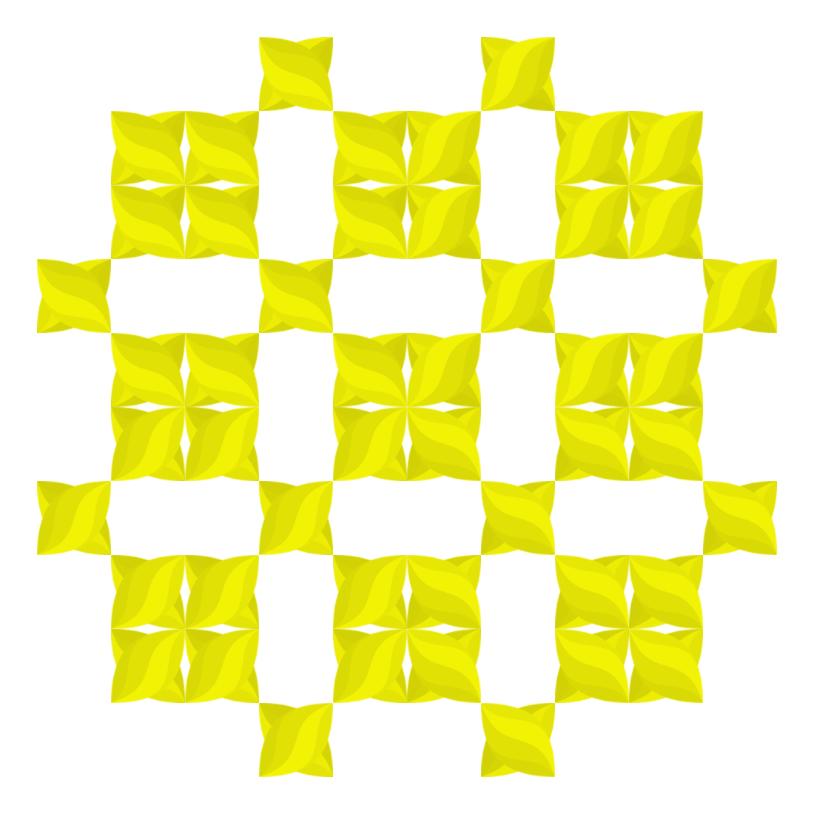 Текстовий слов'янський орнамент: поле