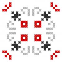 Текстовый украинский орнамент: Єгор