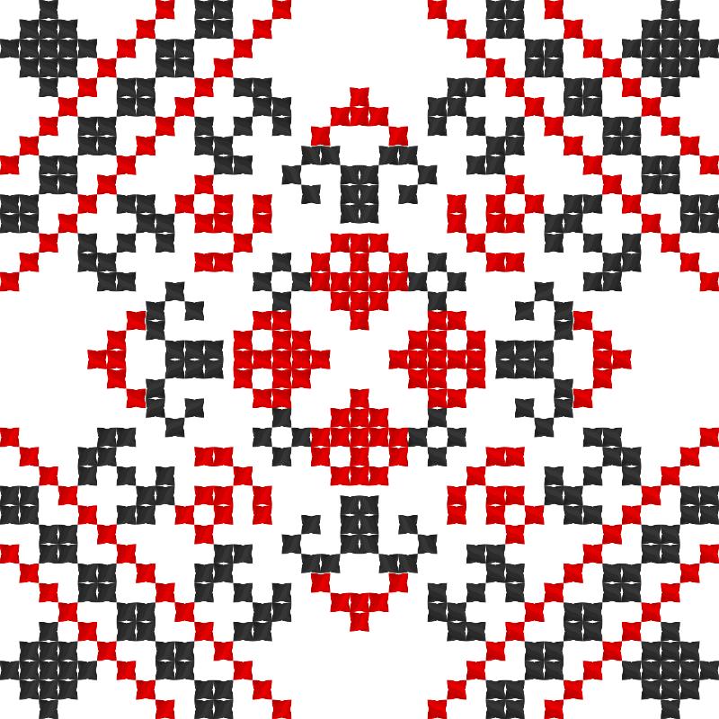 Текстовий слов'янський орнамент: Jordan