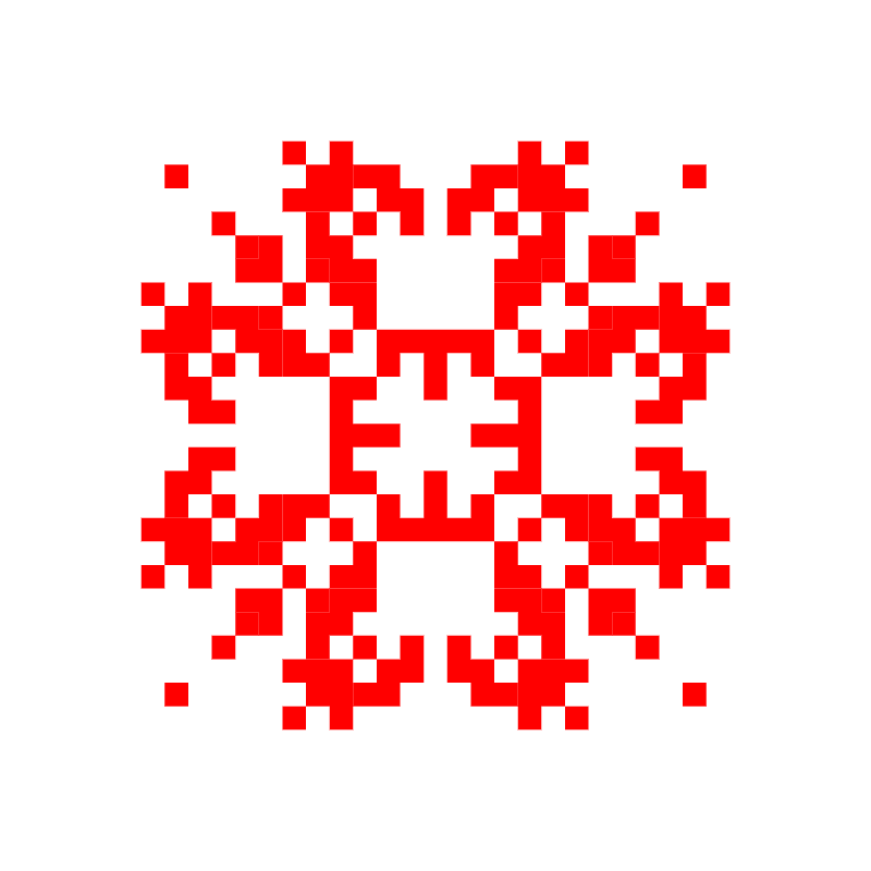 Текстовий слов'янський орнамент: ксеня