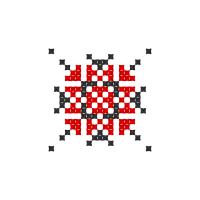 Текстовый украинский орнамент: Таміла
