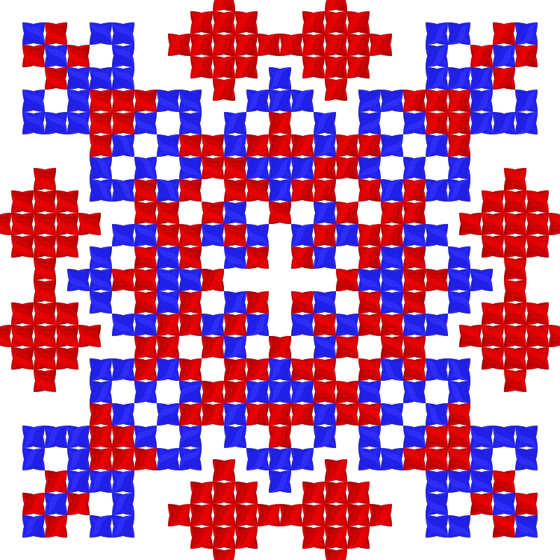 Текстовий слов'янський орнамент: Нова робота