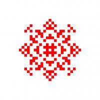Текстовый украинский орнамент: Тантал