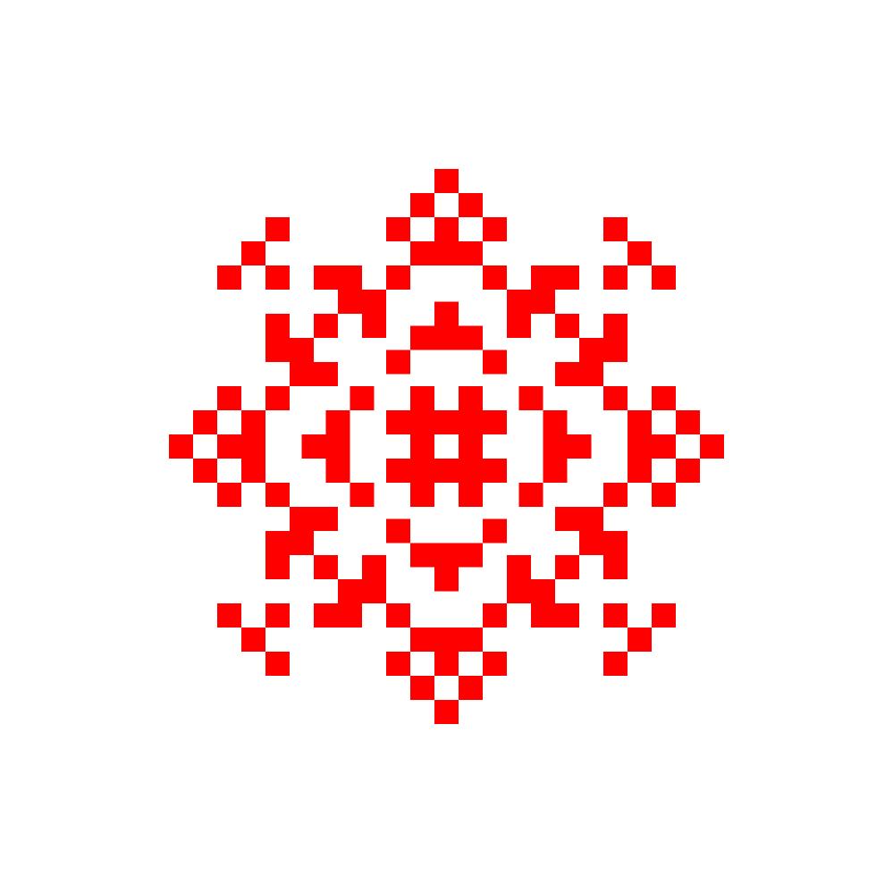 Текстовий слов'янський орнамент: Тантал