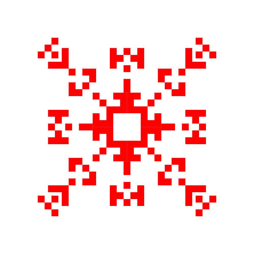 Текстовий слов'янський орнамент: Бісмут