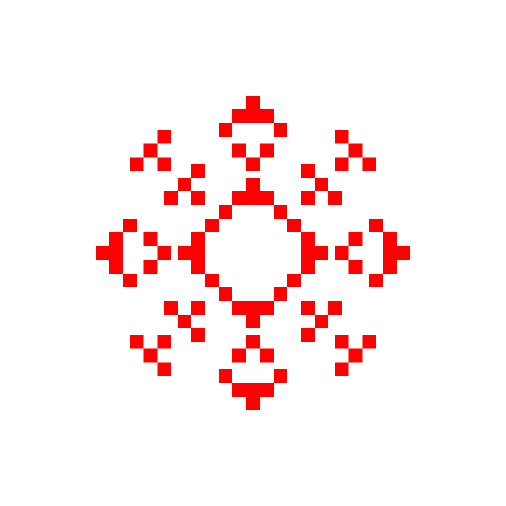 Текстовий слов'янський орнамент: Астат