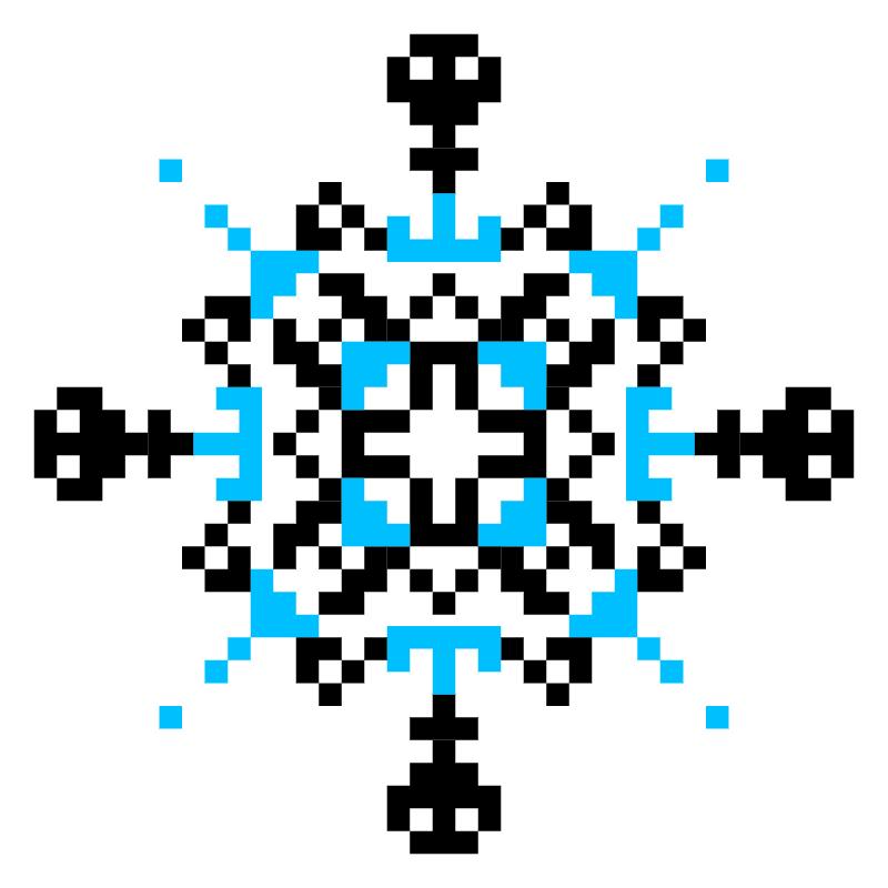 Текстовий слов'янський орнамент: планетарій