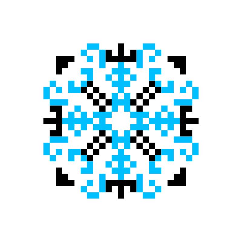 Текстовий слов'янський орнамент: ноосфера