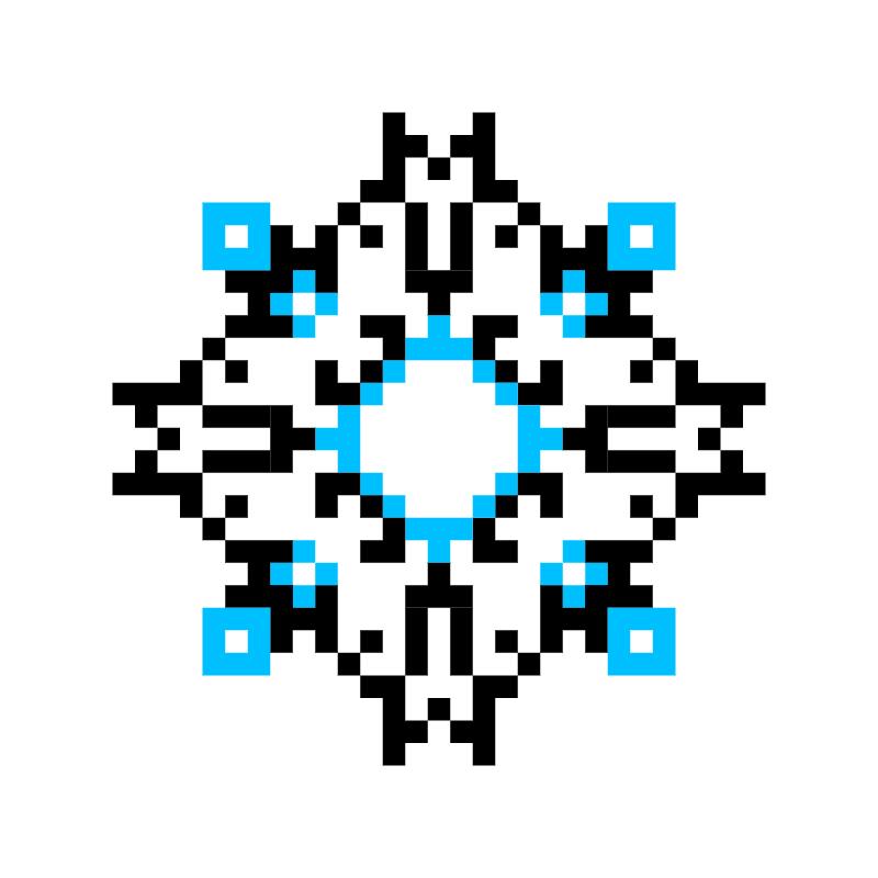 Текстовий слов'янський орнамент: астроном