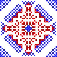 Текстовый украинский орнамент: Дитина