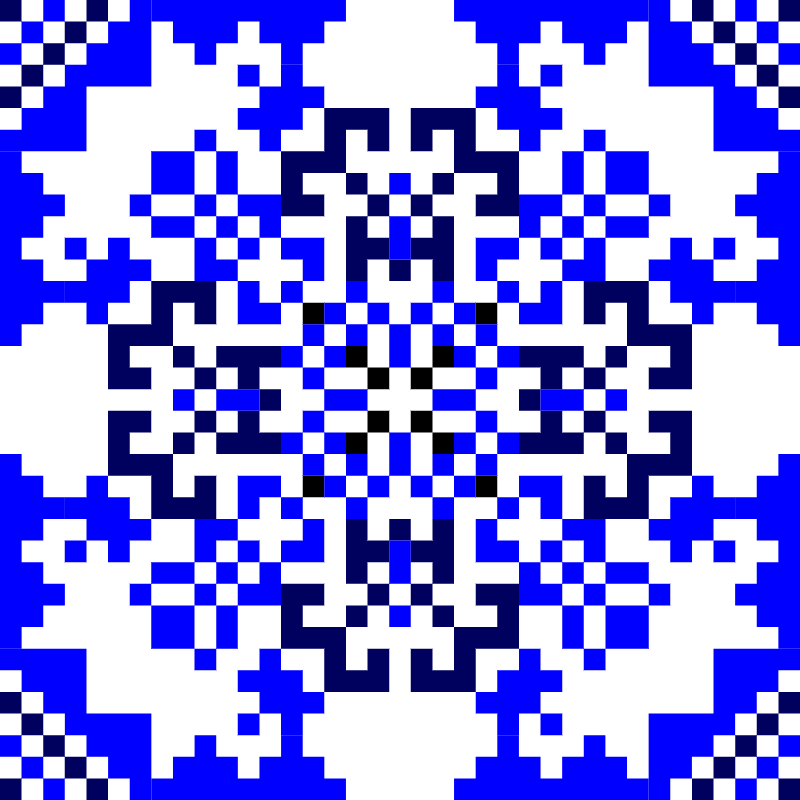 Текстовий слов'янський орнамент: Ісус мій бог