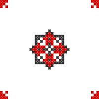 Текстовый украинский орнамент: Наталія