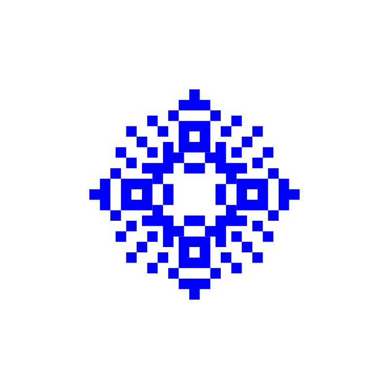 Текстовий слов'янський орнамент: мова