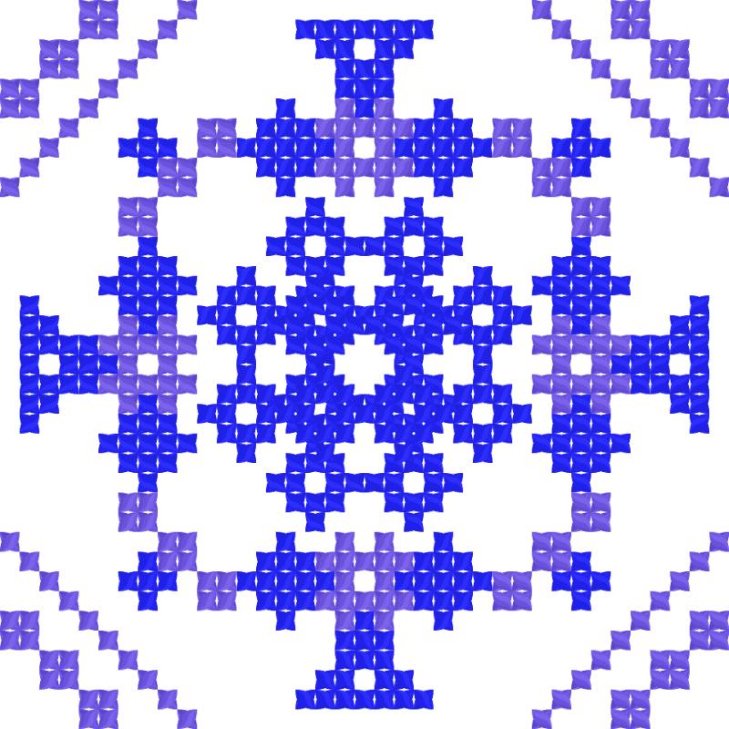 Текстовий слов'янський орнамент: Рр1256