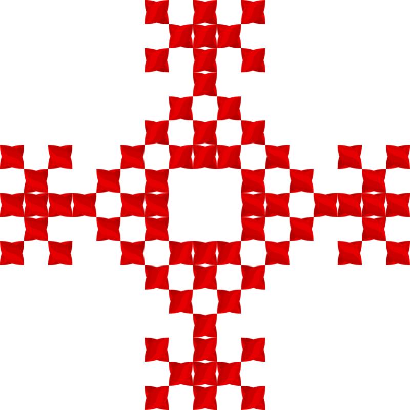 Текстовий слов'янський орнамент: test2