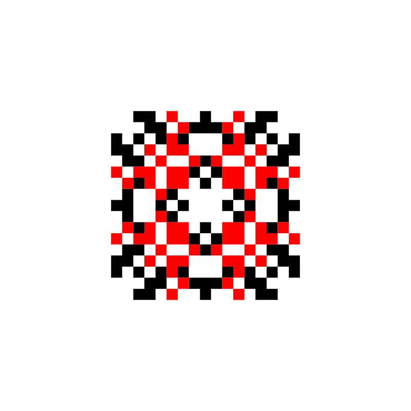 Текстовий слов'янський орнамент: Йонас 2