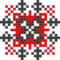 Текстовый украинский орнамент: Тимофей