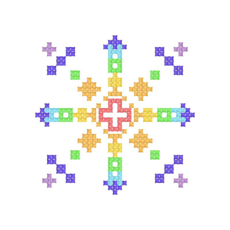 Текстовий слов'янський орнамент: Пагоня