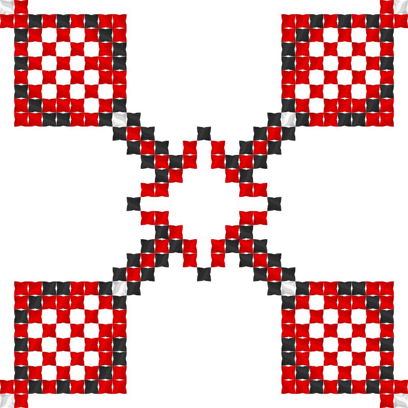Текстовий слов'янський орнамент: Енрікє