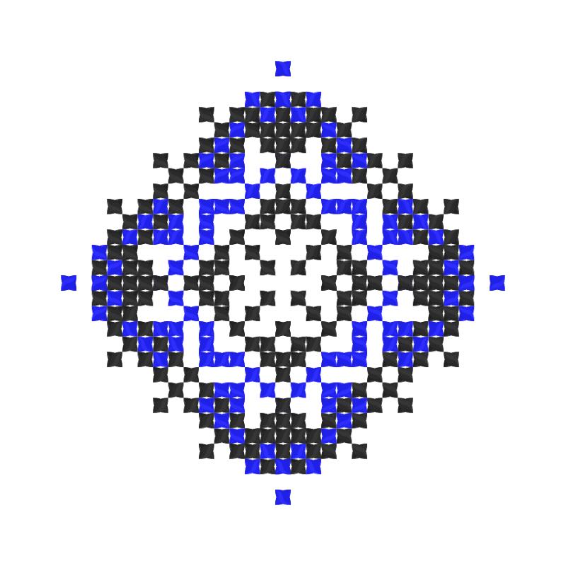 Текстовий слов'янський орнамент: Валерий