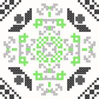 Текстовый украинский орнамент: Трістьін (final edit)