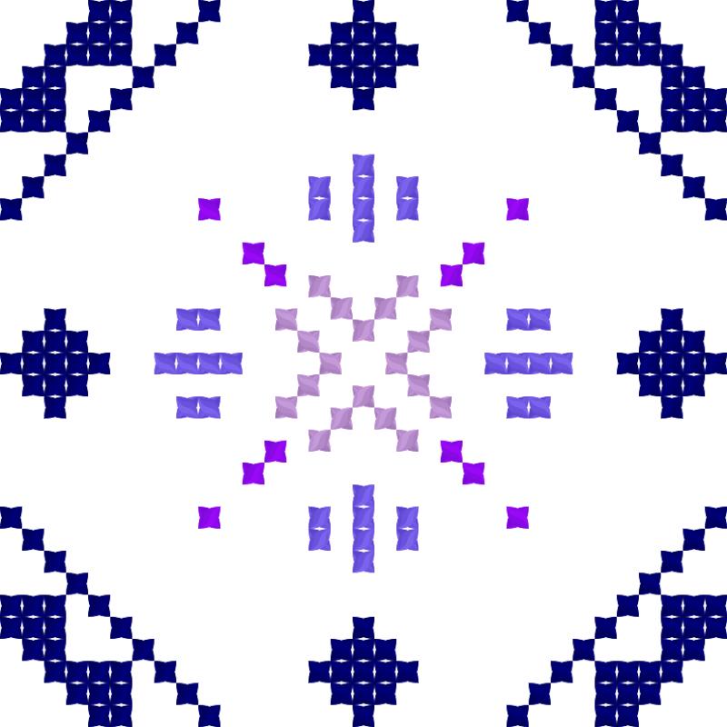 Текстовий слов'янський орнамент: Liv (final)