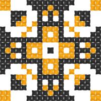 Текстовый украинский орнамент: Олекса
