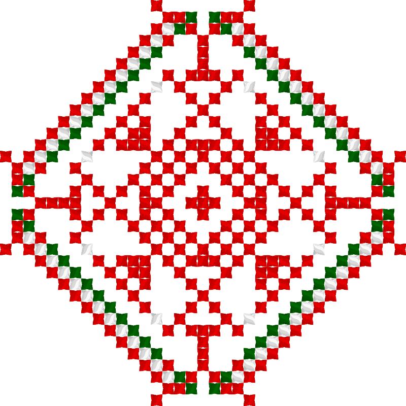 Текстовий слов'янський орнамент: Абхазiя