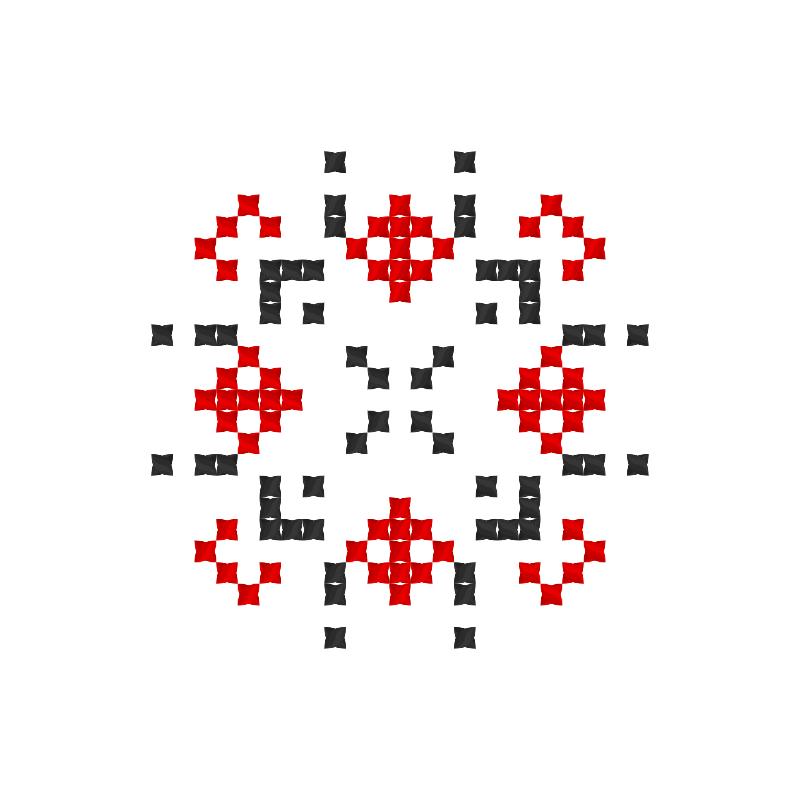 Текстовий слов'янський орнамент: Філіп