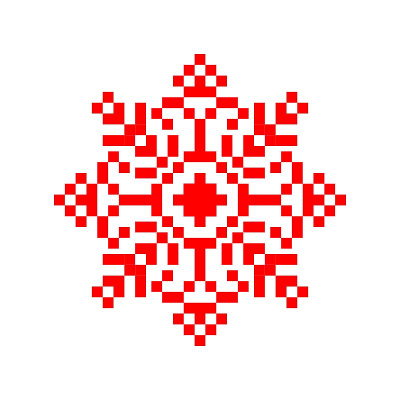 Текстовий слов'янський орнамент: джейкоб