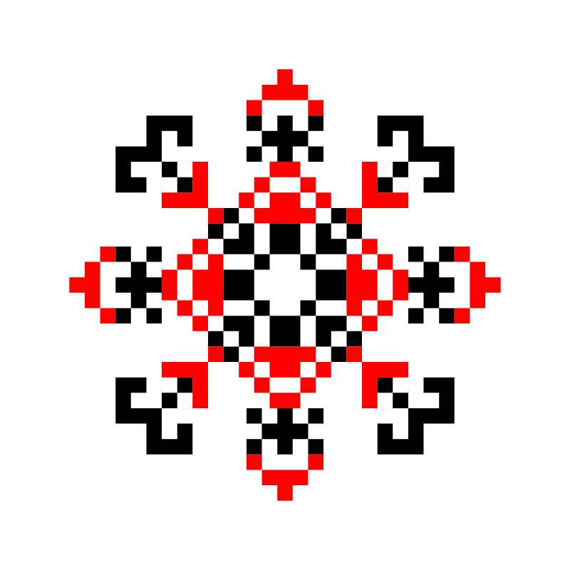 Текстовий слов'янський орнамент: noname