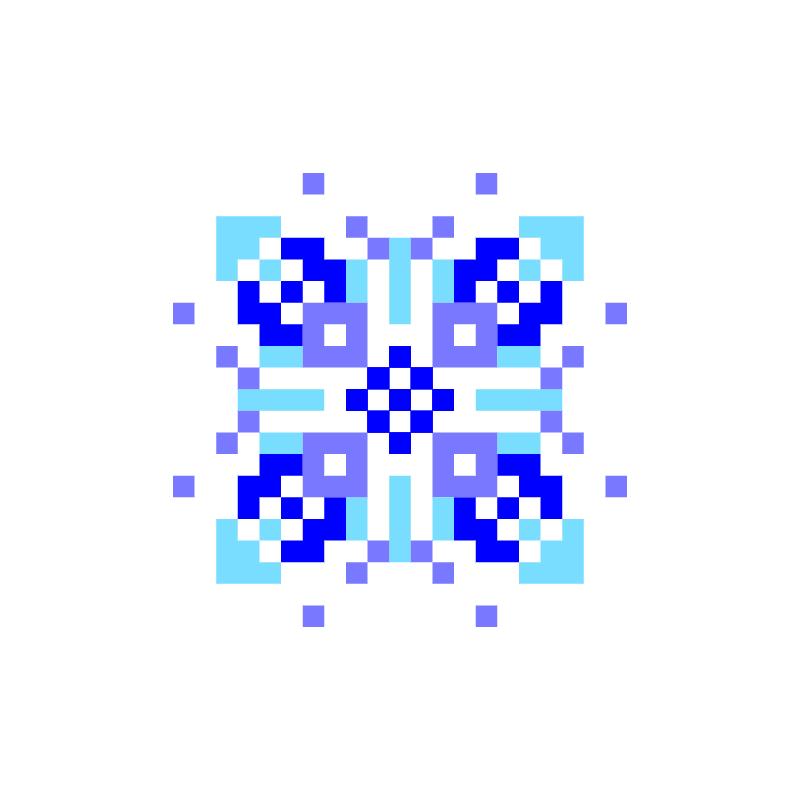 Текстовий слов'янський орнамент: Зіновія