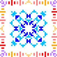 Текстовый украинский орнамент: Наманган