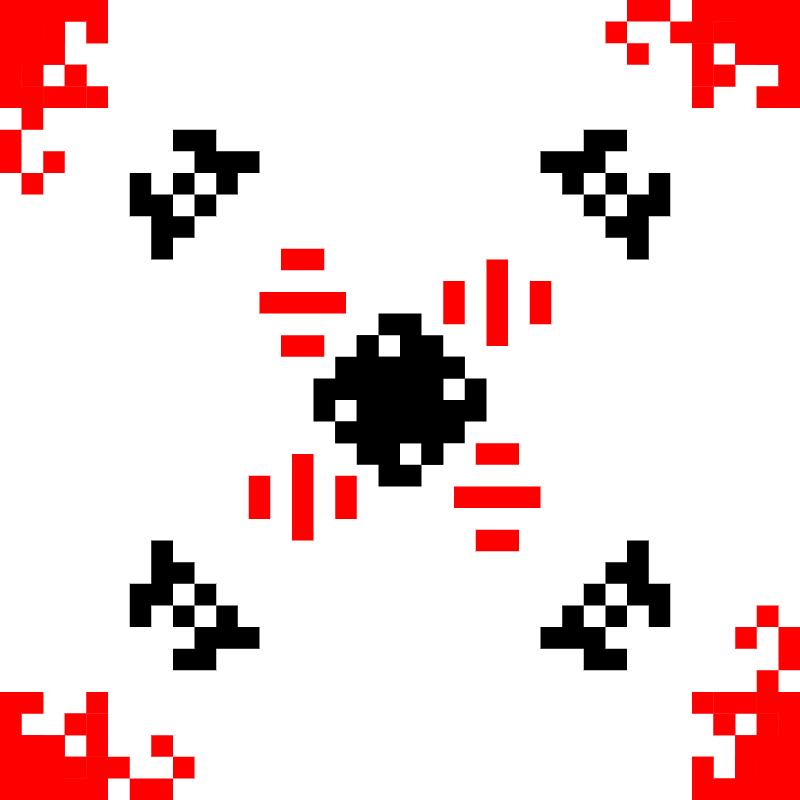 Текстовий слов'янський орнамент: Капченка