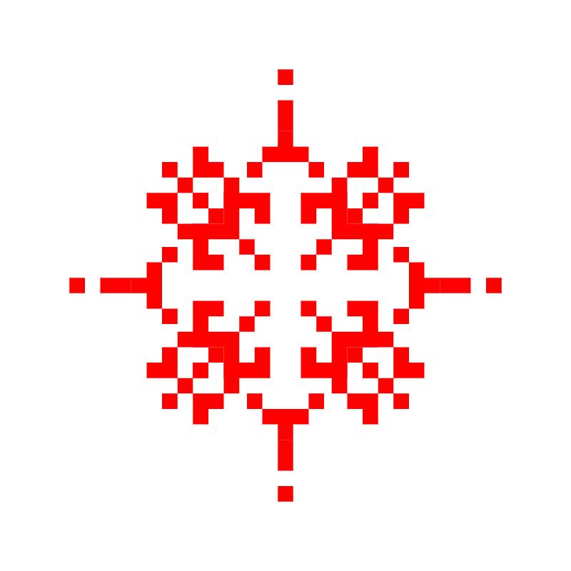 Текстовий слов'янський орнамент: йорик