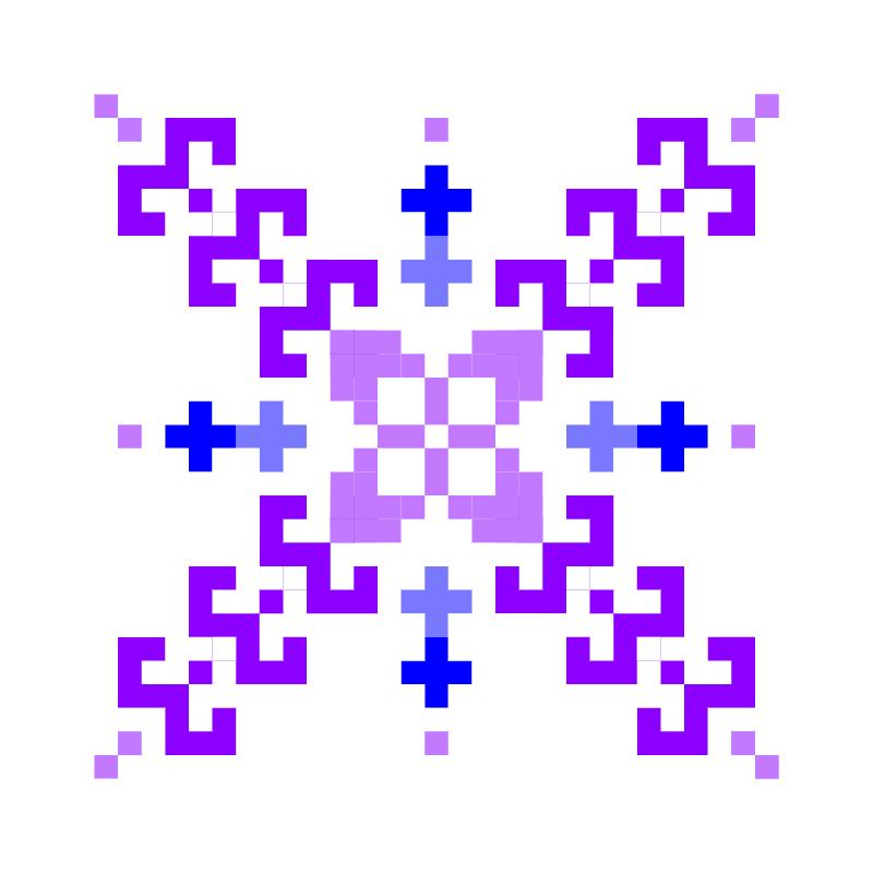 Текстовий слов'янський орнамент: сон