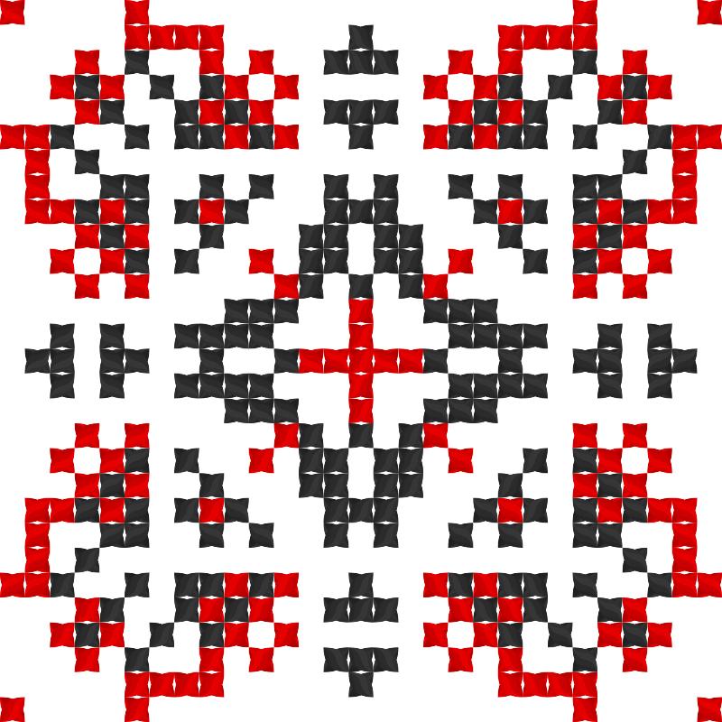 Текстовий слов'янський орнамент: міністерство