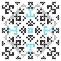 Текстовый украинский орнамент: одеська область