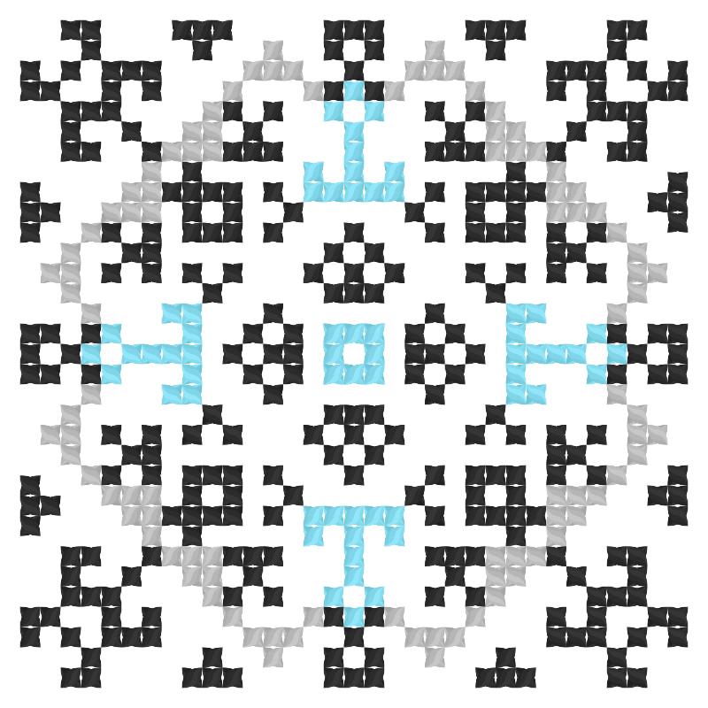 Текстовий слов'янський орнамент: одеська область