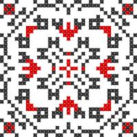 Текстовый украинский орнамент: вінницька область
