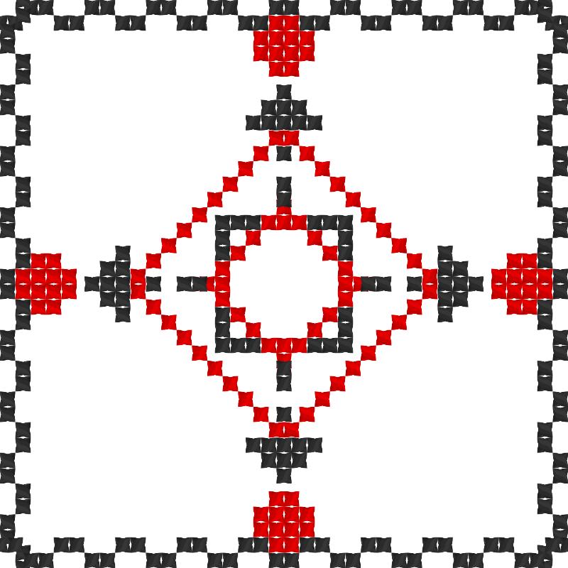 Текстовий слов'янський орнамент: Мультики  мама   дивитися 2120  ❤🧡