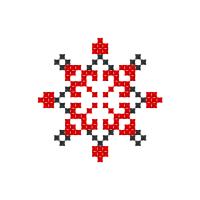 Текстовый украинский орнамент: Благо