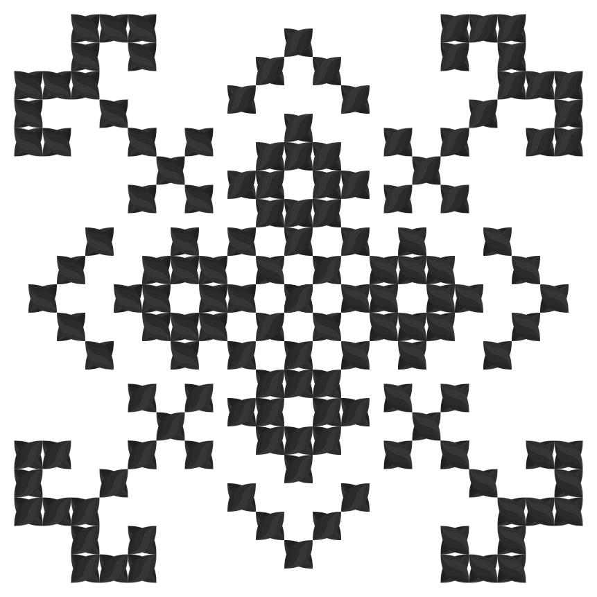 Текстовий слов'янський орнамент: Хліб