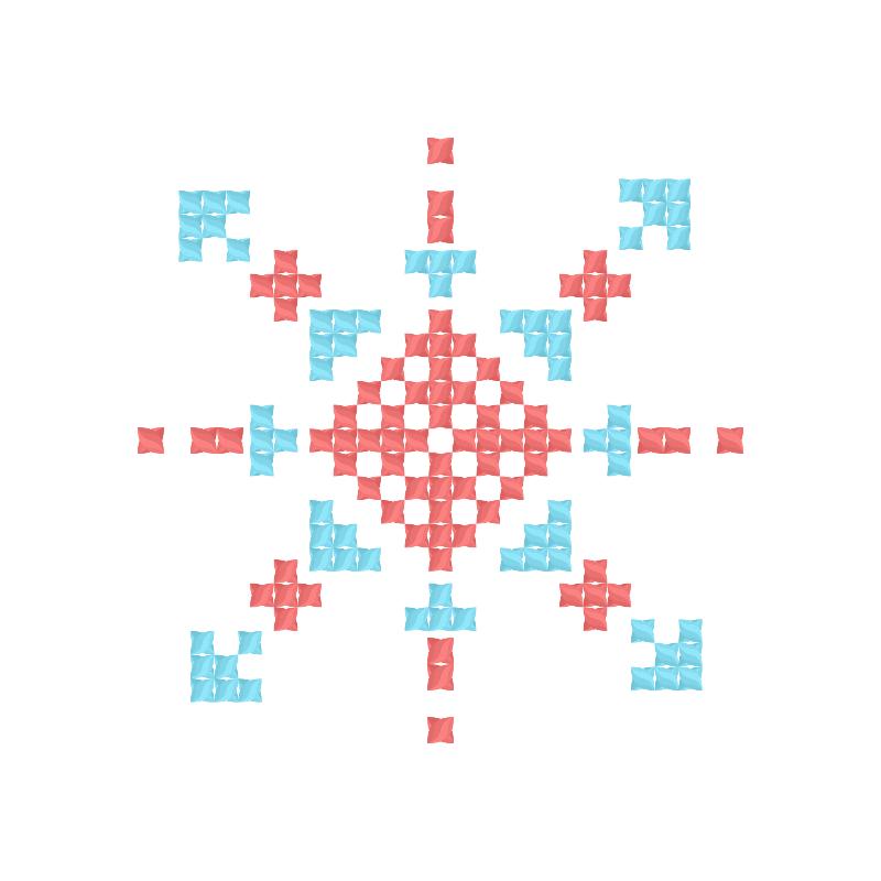Текстовий слов'янський орнамент: Фатхія
