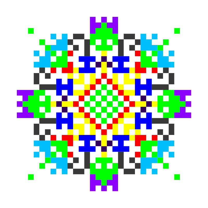 Текстовий слов'янський орнамент: Лідія++