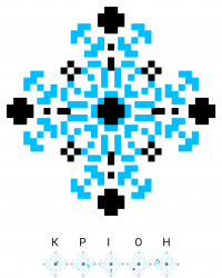 Текстовый украинский орнамент: Кріон