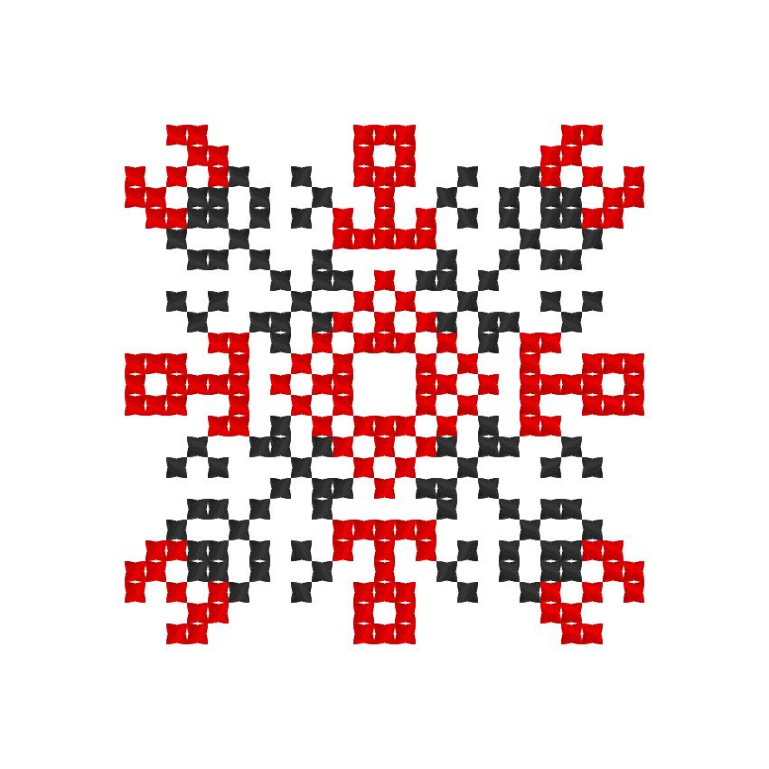 Текстовий слов'янський орнамент: Джейсон