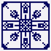 Текстовый украинский орнамент: Фінляндія