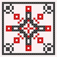 Текстовый украинский орнамент: І. П. Полюй